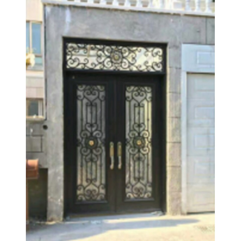 Iron Security Screen Doors Los Angeles Iron Doors Trailer