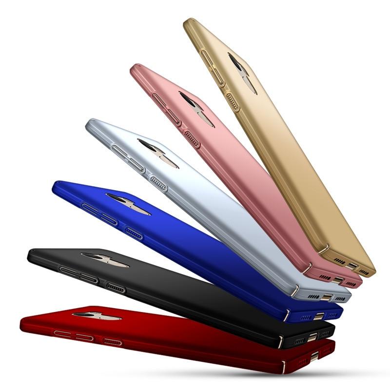 Lyxig hårbaksplast COVER-fodral för Xiaomi redmi 4 Pro-skal till - Reservdelar och tillbehör för mobiltelefoner - Foto 6