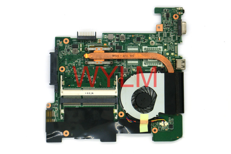 free shipping 1215P mainboard For ASUS 1215P 1215N/VX6 Laptop motherboard MAIN BOARD 100% Tested Working free shipping original 100% tested working 191e1sb 191e driver board ilif 140 492711300100r motherboard