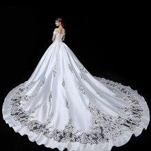 Las Mujeres Vestido Largo De novia de Mariage Vestido De Noiva Vestidos de Novia Barato Ropa de China Barato ropa de china Robe De Vestidos de Fiesta 08
