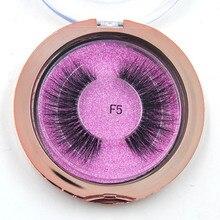 3D Lashes Dramatic Mink Lashes Soft Light Weight Eyelashes Long Lashes Full Volume False Eyelashes Makeup customize your logo цена