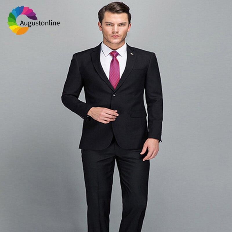 Fit Only Esmoquin Para As Color Negocios Chal Terno Trajes Formal Boda  Hombre De custom 2 Masculino Traje Blazer ... 0b8af3487aa