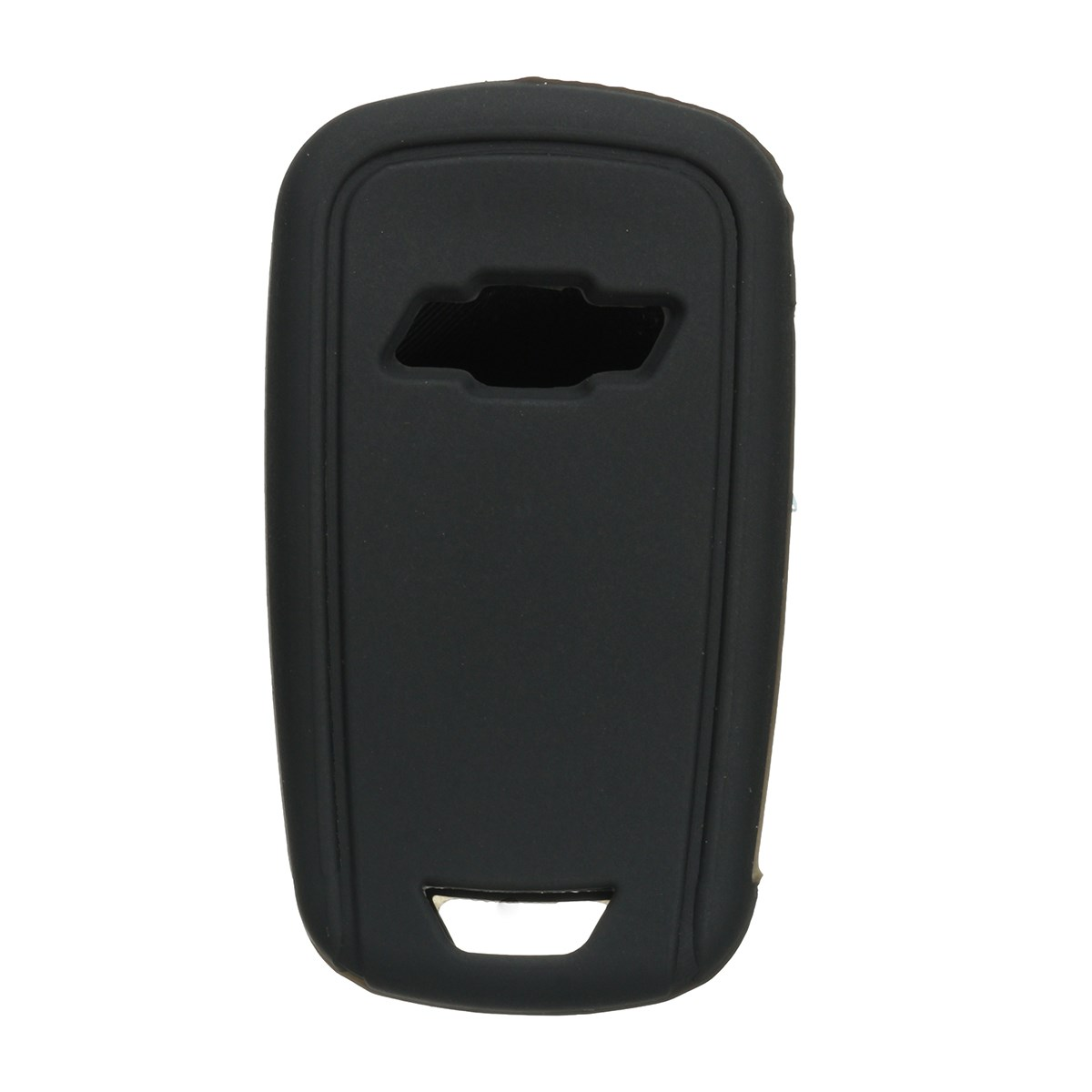 Silicone 4 Button Flip Remote Key Case Fob Cover Holder For Chevrolet /GM /Colored 66.5mm x 38mm x 17.5mm