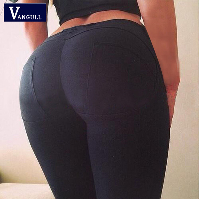 Aliexpress.com : Buy best sale Plus Size Leggings Slim Fitness ...