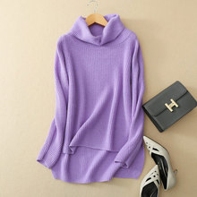 Buy purple cashmere sweater and get free shipping on AliExpress.com