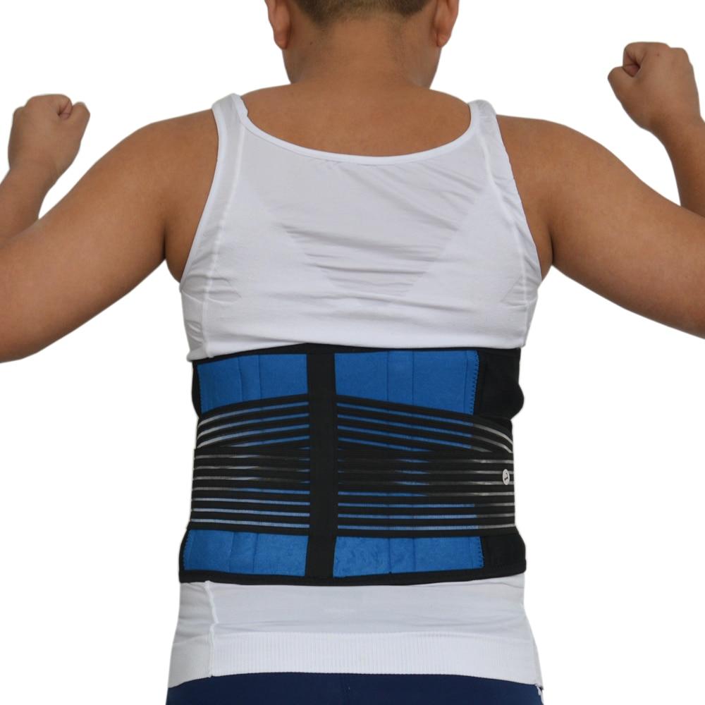 Cinto de Suporte da Cintura Lower Back Suporte Y010 Extra