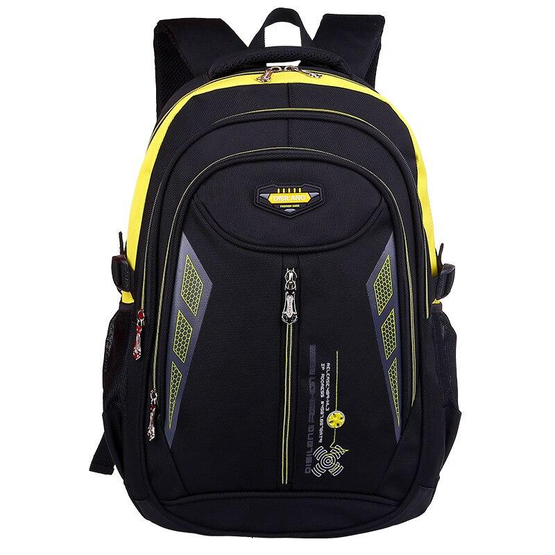 New Bags 2016 School Bags For Boys High Quality Children Backpacks Primary School Backpacks Mochila Infantil
