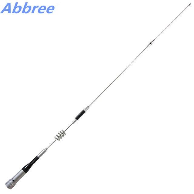 Abbree SG 7200 High Gain Mobile Radio Dual Band 144/435Mhz 150W PL259 Antenna SG7200 For Mobile Car Radio