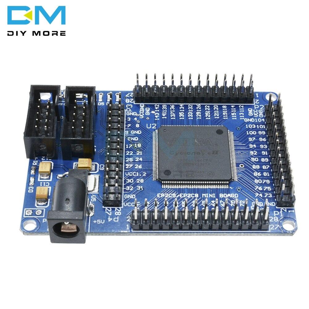Altera FPGA cyslonell EP2C5T144 système minimale apprentissage Development Board NEW