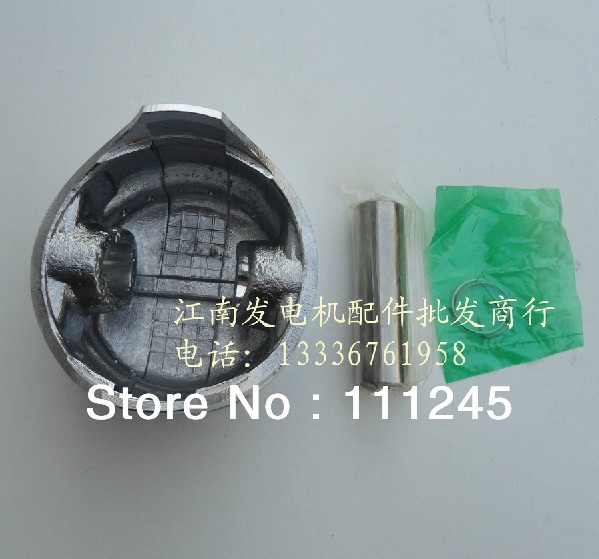 PISTON ASSY 75MM FOR ROBIN SUBARU EY28 RGX3500 GENERATOR CYLINDER KIT KOLBEN ASSEMBLY RIGN PIN CLIPS PARTS piston assy 75mm for robin subaru ey28 rgx3500 generator cylinder kit kolben assembly rign pin clips parts