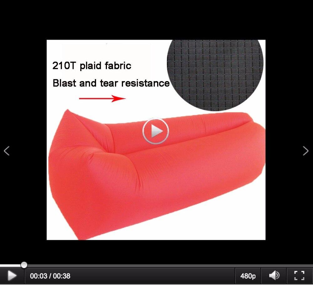 Designer cloth sofa drip sofa hotel lobby sofa china mainland - Well Designed Cushion Outdoor Bag Folding Outdoor Sofa Bed Inflatable Air Sofa China