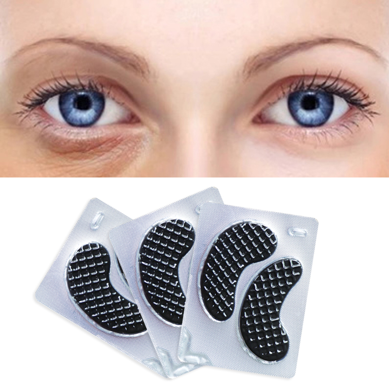 5pair=10pcs Hyaluronic Acid Eye Mask Cream Remove Dark Circle Eye Bag Anti Wrinkle Eye Patch Whitening Moisturizing Face Masks hyaluronic acid face moisturizing mask anti wrinkle taiwan thin silk sheet mask plant extract natural no additives chrng