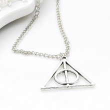 Harry Potter Designed Pendant Necklace