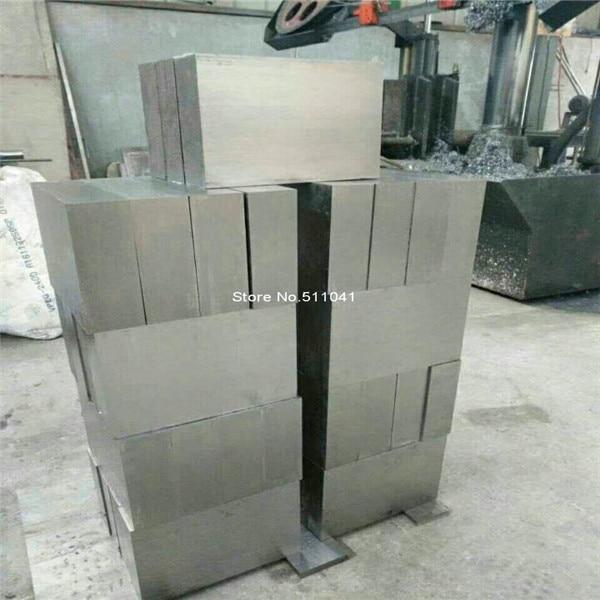 4pcs gr5  Titanium plate titanium sheet 30*255*255  wholesale price,free shipping4pcs gr5  Titanium plate titanium sheet 30*255*255  wholesale price,free shipping