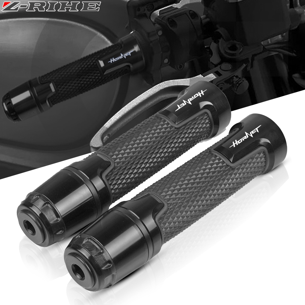 For Honda CB600F CB599 CB650F Hornet 250 1998-2013 2008 2009 2010 2011 2012 Motorcycle Handlebar Grip Handle Bar Motorbike Grips