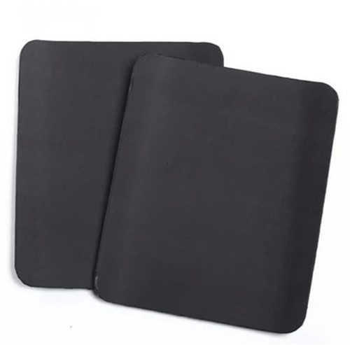 25*30cm NIJ IV Bulletproof Against AK 47 Ballistic Steel Armor Plate For Military