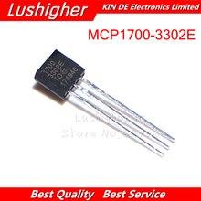 10PCS MCP1700 3302E TO92 MCP1700 3302E/כדי MCP1700 3302E חדש מקורי