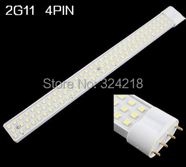 2G11 LED Tube lights 18w lighting 2G11 4p 4 p Indoor lighting 5730 SMD 400mm 40CM Lamp 220V warranty 2 years CE RoHS x 30PCS 125a 220v 2p e industrial male plug 3pins with ce rohs 1 year warranty