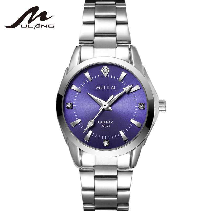Nowa moda zegarek kobiety rhinestone zegarek kwarcowy relogio - Zegarki damskie - Zdjęcie 3