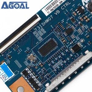Image 3 - מקורי לוח היגיון T315HW07 VB CTRL BD 31T14 C0J BANTAL עבור LED טלוויזיה בקר לוח t קון tcon בקרת ממיר לוח