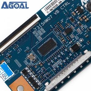 Image 3 - オリジナルのロジックボードT315HW07 vb ctrl bd 31T14 C0J coj ledテレビコントローラボードt con tcon制御コンバータボード