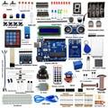 Adeept New RFID Starter Kit para Arduino UNO R3 Inclinada com Guia de Saber para RC522 Utilizando 13.56 Mhz Livro diy diykit