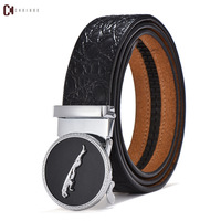 2017 Hot Sales Hot Style High Quality Design Men Leather Brand Belt Business Fashion Popular Round