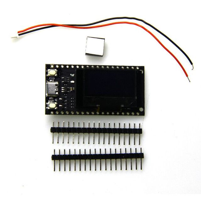 16 Mt bytes (128 Mt bit) Pro ESP32 OLED V2.0 TTGO & for Arduino ESP32 OLED WiFi Modules+Bluetooth Double ESP-32 ESP8266 et OLED