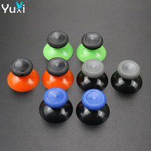 YuXi 2pcs High quality 3D Analog Sticks Grip Joystick Caps For Microsoft XBox One X S Controller