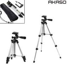 AKASO Professional Adjustable Camera Tripods Mount Stand Hol