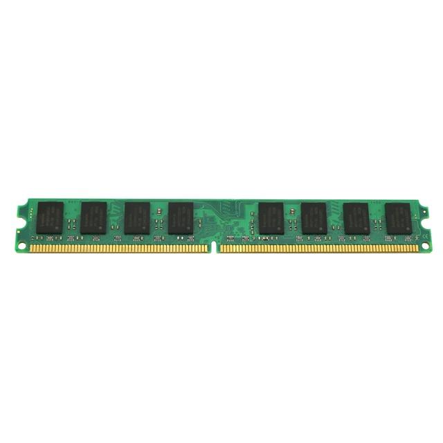 VEINEDA оперативная память ddr2 2 ГБ 800 МГц ram PC2 6400 для Intel и AMD Материнская плата совместима с 667, 533 3