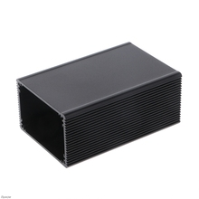 DIY Aluminum Case Electronic Project PCB Instrument Box 100x66x43mm Damom
