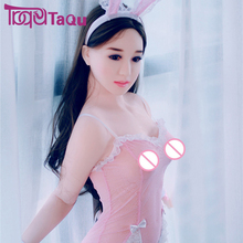 Silicone Sex Doll 160cm Realistic Breasts Vaginal Real Love Doll Ass Pussy Products The Sexual Dolls Adult Toy Male Masturbation