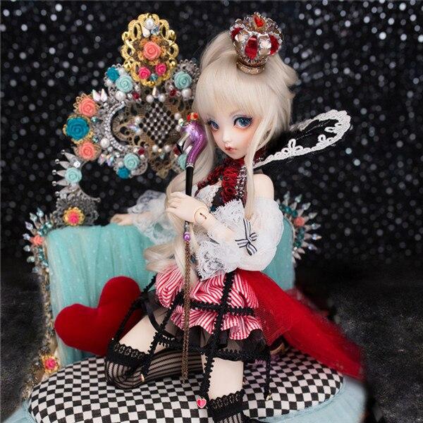 stenzhorn doll SD doll 1/4 girl fairyland minifee mio joint doll doll 2