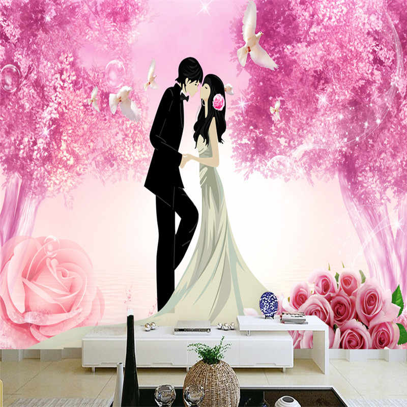 Detail Feedback Questions About Romantic Lovely Girl Boy Wallpapers