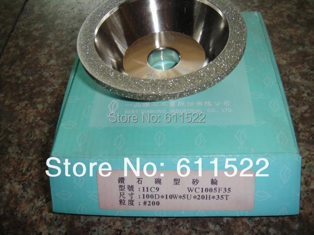 teemantketta teemant cbn tööriista tera jahvatama hea hinnaga ja - Abrasiivtööriistad - Foto 2