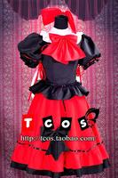 Touhou Project Phantasmagoria Of Flower View Cosplay Medicine Melancholy Lolita Women S Dress Gothic Costume