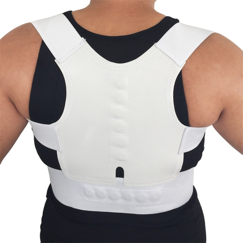 Prix pour Magnétique Posture Correction Ceinture Épaules Retour Posture de Soutien Posture Correcte Retour Soutien-Gorge Posture Lombaire Ceinture AFT-B001