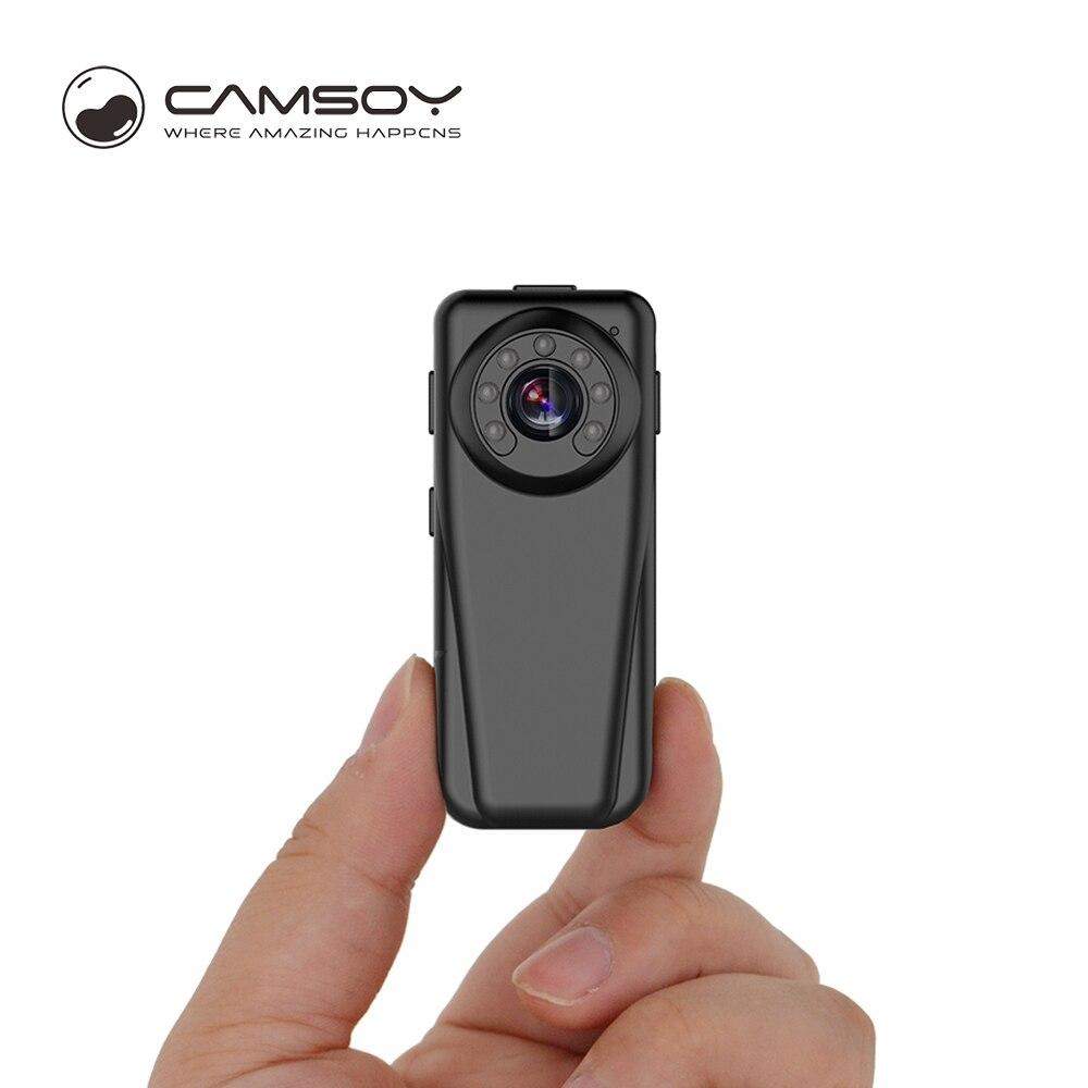 T50 1080P 미니 카메라 적외선 야간 투시경 카메라 와이드 앵글 디지털 보이스 비디오 레코더 DV DVR 마이크로 카메라