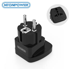 NTONPOWER Electrical-Connector Travel-Adapter Power-Socket-Wall International Universal