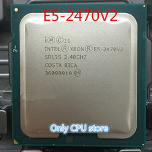 E5-2680V2 Original Intel Xeon E5-2680 SR1A6 2.80GHz 10-core 25MB LGA2011 Processor