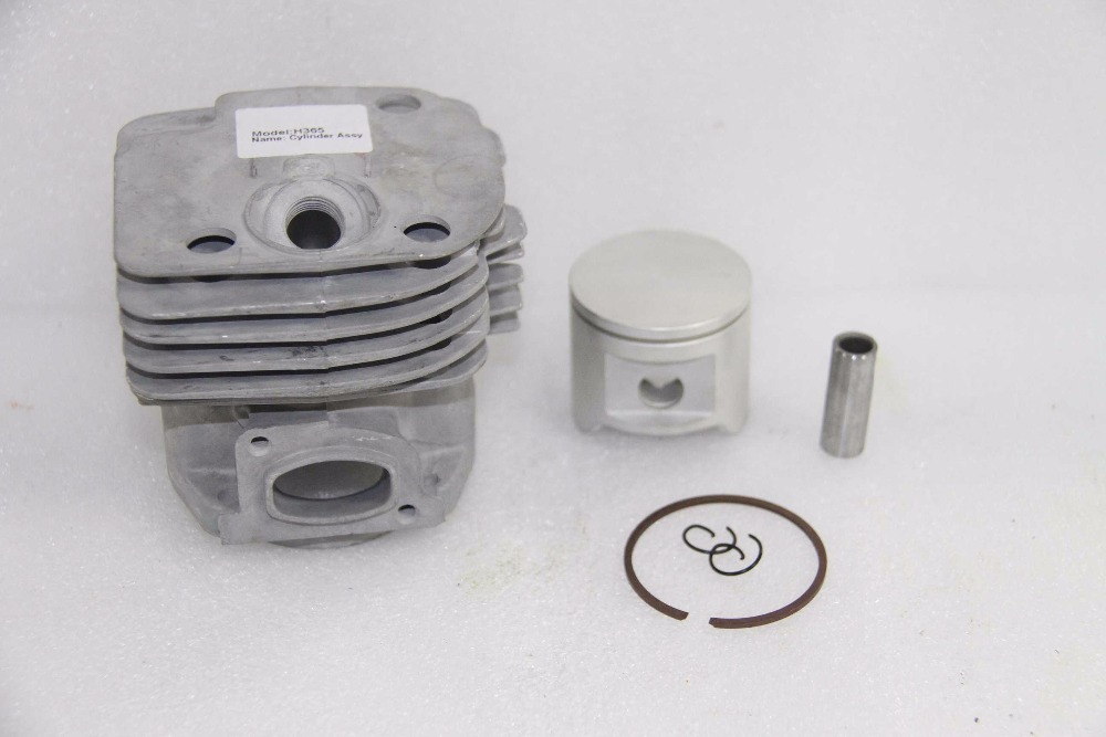 NEW 48mm Square type CYLINDER AND PISTON ASSEMBLY kit for Hu365  oversize cylinder & piston free shiping changchai 4l68 engine parts the set of piston piston rings piston pins