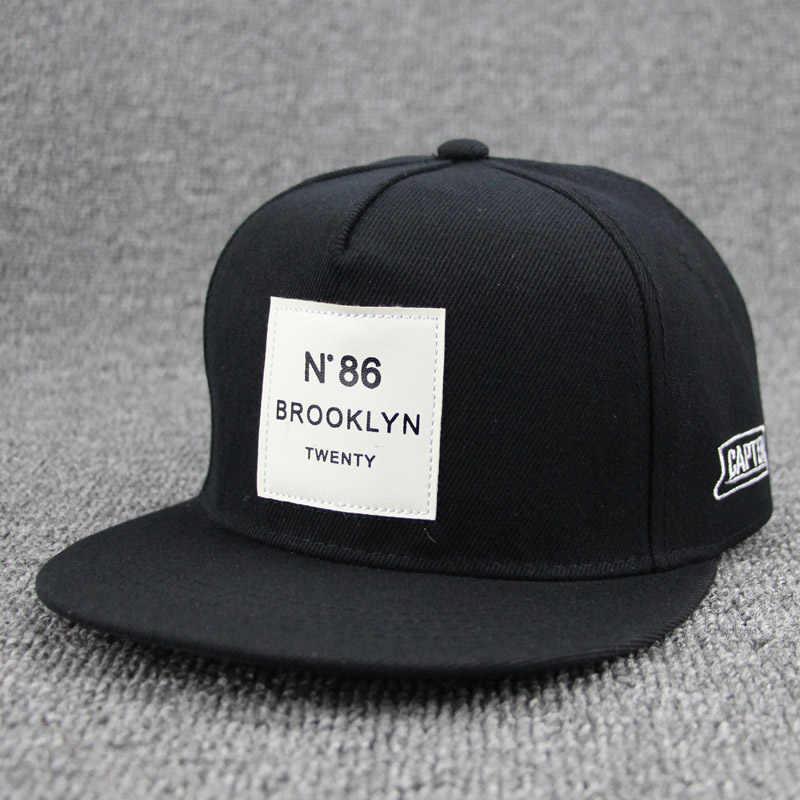 370d23e21f832 ... Classic N.86 Snapback Hats Men Women Baseball Cap Female Male Hip Hop  Bone Cap ...