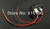 постоянного тока 0а-100А три синий 0.56 ' из светодиодов дисплей цифровая панель амперметр