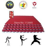 Wholesale High Density EVA Mats Tatami For Fitness Center Gym Match Boxing Ring Taekwondo Hall Floor