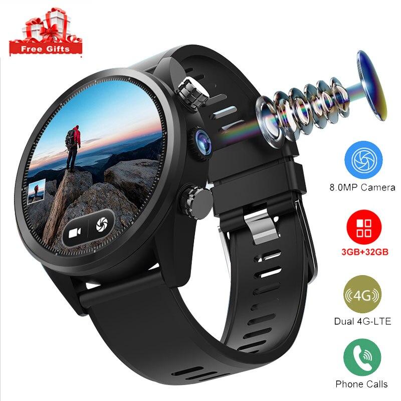 Kospet Hope Smart Watch GPS 4G LTE 3GB+32GB Telephone watch 800MP Camera Bluetooth Ip67 Waterproof Android7.1 1.3 Touch ScreenKospet Hope Smart Watch GPS 4G LTE 3GB+32GB Telephone watch 800MP Camera Bluetooth Ip67 Waterproof Android7.1 1.3 Touch Screen