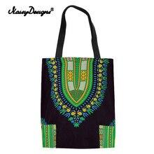 Канта Для женщин Африканский Стиль складная сумка Портативный эко холст сумки многофункциональный сумка дорожная сумка аксессуары поставок