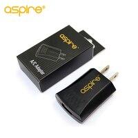 Aspire Ego Ładowarka USB A/C Adapter Ładowarka Ścienna Adapter Wtyczką AMERYKAŃSKĄ Akcesoriów Elektronicznych Papierosów