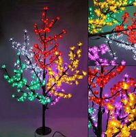5ft 1.5M LED Cherry Blossom Tree light Outdoor/Indoor Garden Christmas Holiday Holiday Love Light Decor 480 LEDs waterproof