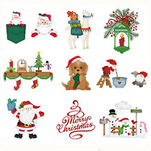 29 Style Christams Xmas Series Carbon steel Die Cutting Dies Scrapbooking Embossing Dies Cut Stencils DIY Decorative Cards Decor(China)